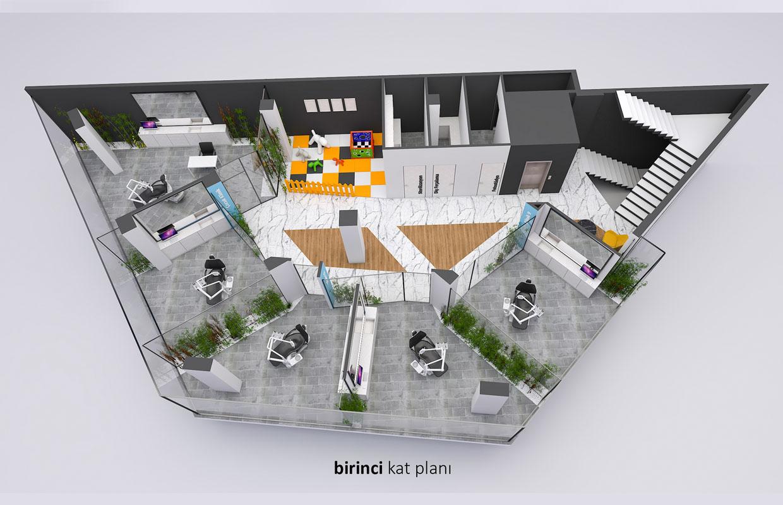 klinik tasarımı