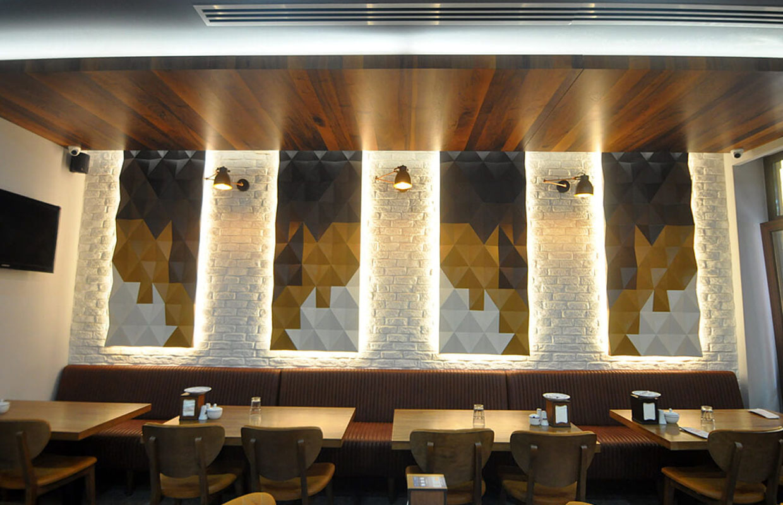 restaurant dizayn