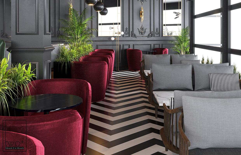 cafe tasarımları