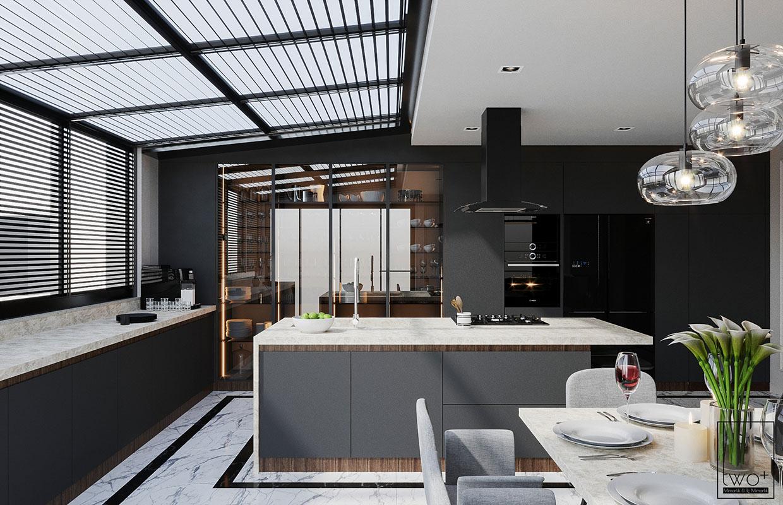 modern villa projeleri