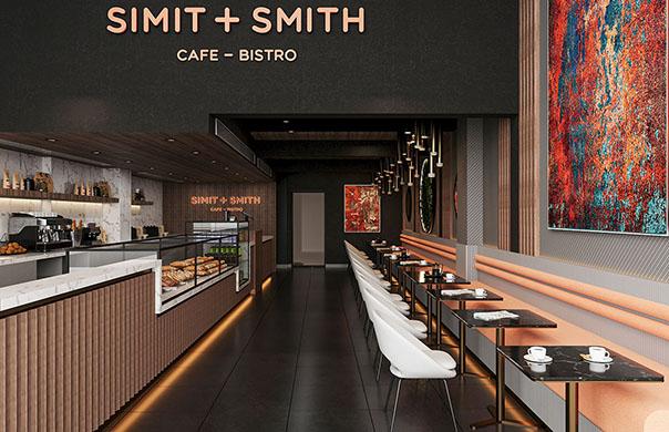 cafe iç mekan tasarımları
