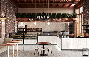 cafe dizayn dekorasyon