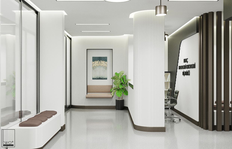 diş kliniği dekorasyonları