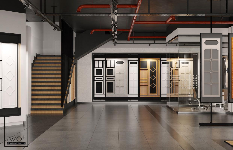 showroom tasarımları